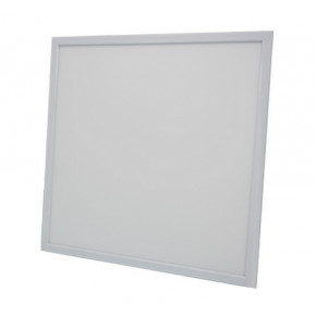 LED panel do MP 595x595mm, bílý rám, 45W, WW